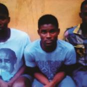 How We Formed Our Robbery Gang While We Were In Prison - Arrested Armed Robber Reveals