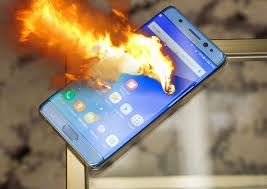 WARNING: Reasons why phones catch fire while charging