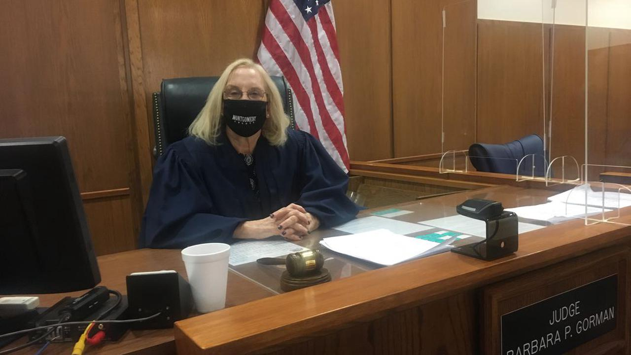 Montgomery County's first female judge retires