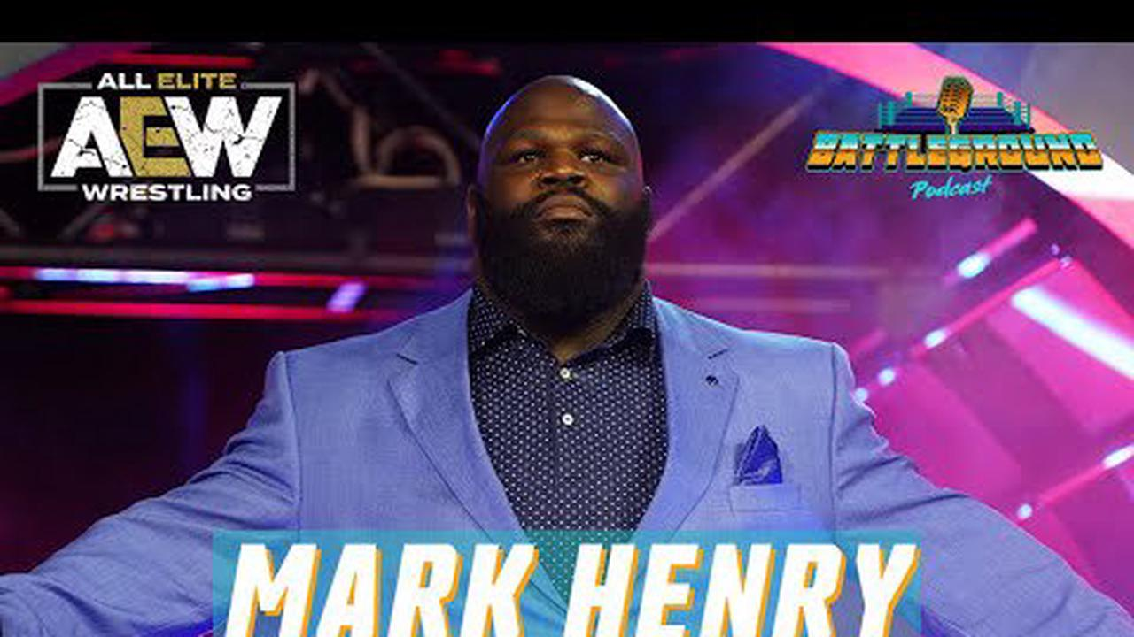 Mark Henry Says He'll Have His Final Match Under The AEW Banner, Would Like It To Happen In Texas