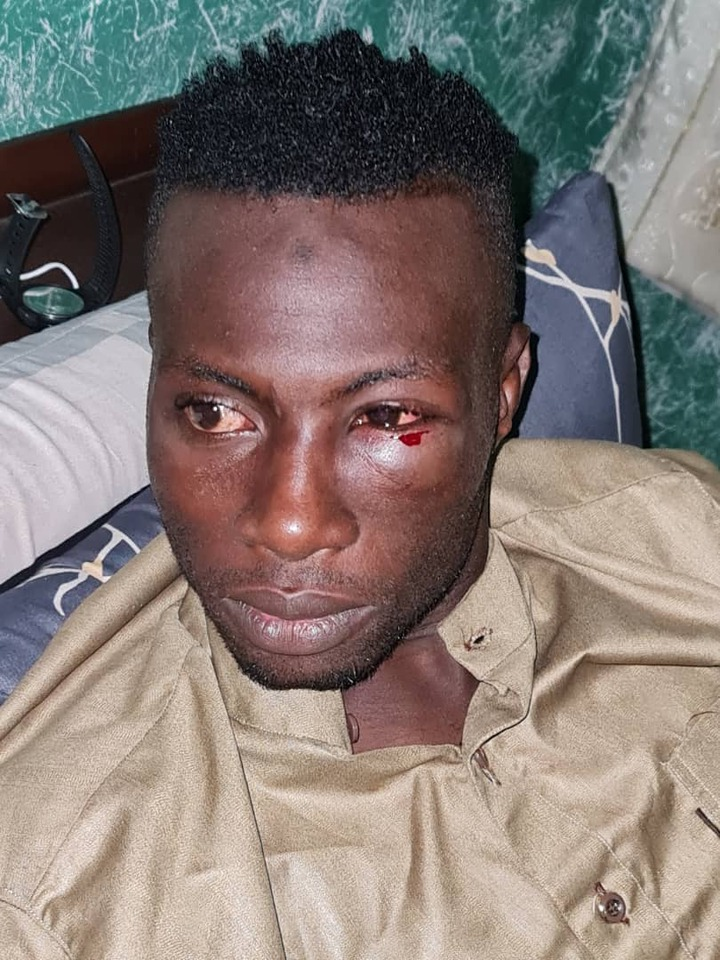 Fans of Remo Stars allegedly attack Bendel Insurance players and match officials for time-wasting (Photos/Video)