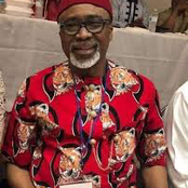 PDP Salutes Abaribe, Senate Minority Leader At 66