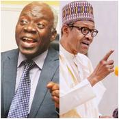 Asking Buhari to resign is not an offence - Falana speaks on Tanko-Yakasai's arrest