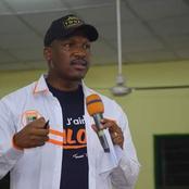 Depuis Daloa Touré Mamadou fait une adresse aux Partis politiques