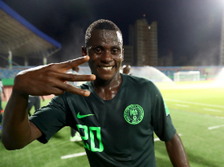 Ex-Golden Eaglets Star Ibrahim Said Admits It's His Ambition To Play For Barcelona