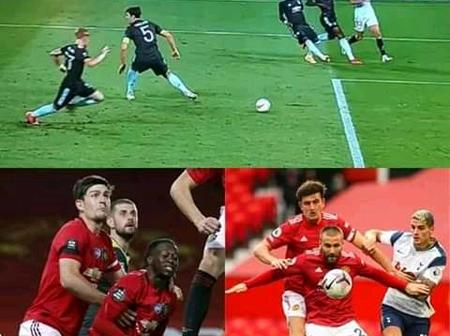 Was Man United Scammed? Look At 3 Times Harry Maguire Showed He's Probably Not Worth £80million.