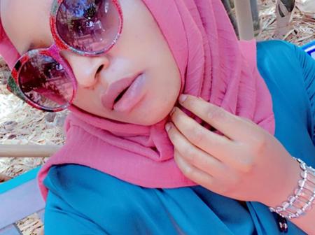 Rahama Sadau is in Morocco, see the photos she shared