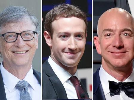 Ten Richest Billionaires In the World Today