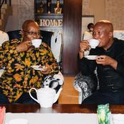 "Top Politician: Jacob Zuma ""Sang Praises of Julius Malema"""