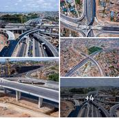 Who built the Pokuase interchange? The question resurfaces as the project takes shape.