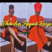 We Must Fix Kenya And It Starts With You -Singer Akothee Told As She Shares This Photo Online