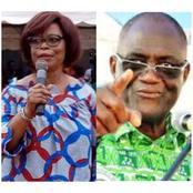 """Législatives/ Marie Odette """"attaque"""" Guikahué: tu as été l'un des initiateurs du transfert de Gbagbo"""