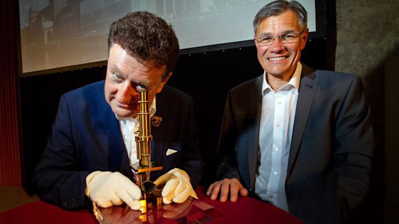 Deutsches Museum Optik-Firma Zeiss spendet Millionen für Ausstellung