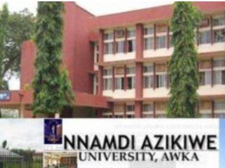 UNIZIK News Update on Admission 2020/2021 Aspirants