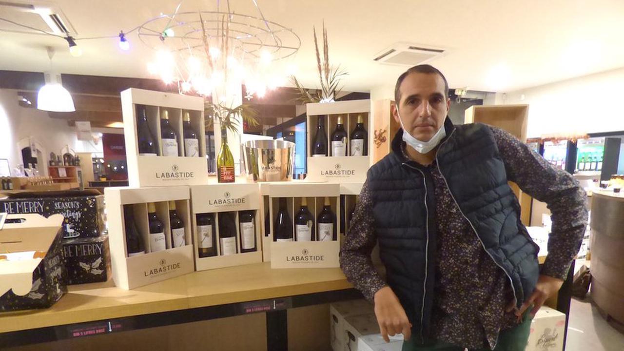 Le challenge de Frédéric Benarfa pour les vins de Labastide-de-Lévis
