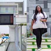 Photos: Kumawood actress, Tracey Boakye puts her East Legon mansion on display
