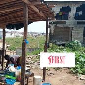 Akissi Viviane, mère célibataire abandonnée avec ses deux filles à Angré les Arcades, lance un SOS