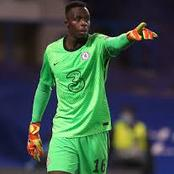 After Everton's Game, See Where Mendy Ranks In The EPL Golden Glove Chart.