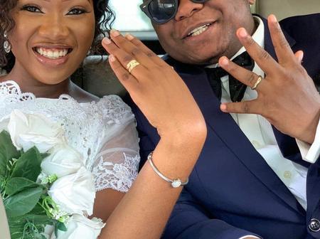 Enoch Darko Of Talented Kidzz Fame Gets Married In A Secret Wedding In Nigeria.