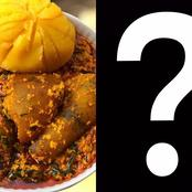 Would You Rather Eat Eba And Egusi Soup In The Morning When You Have This Other Food?