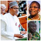 Today's Headlines: Ezekwesili Slams Buhari, Buratai Speaks On Military Efforts To Contain Insurgency