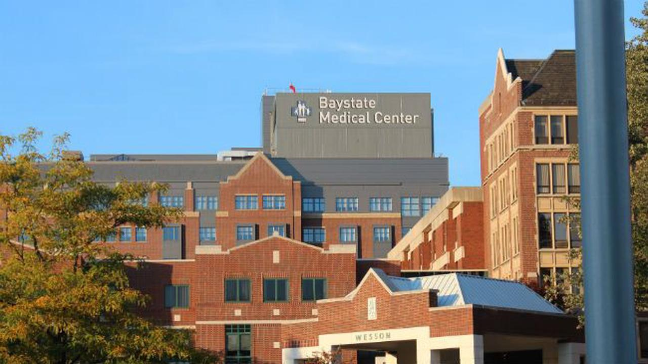 Baystate Health: 69 hospitalized patients with COVID-19, 12 in ICU
