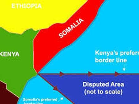 The Reason Kenya Withdrew From the Kenya-Somali Case on Maritime Boarder