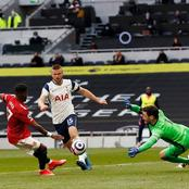TOT 1-3 MAN UTD: Fred, Cavani, Greenwood Inspires Comeback Against Mourinho's Spurs