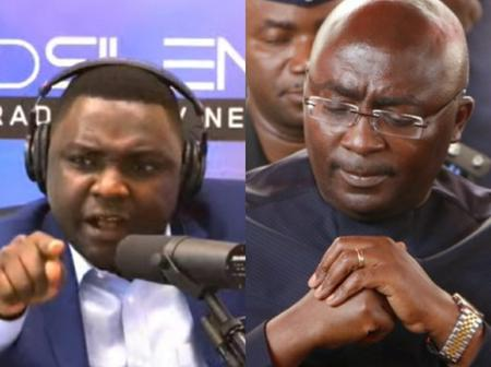 Kelvin Taylor ridicules Bawumia over his comments about Mahama's achievements for the youth
