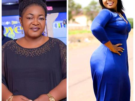 The Beautiful Daughter Of Christiana Awuni Displays Her Huge Shapes As She Celebrates Her Birthday