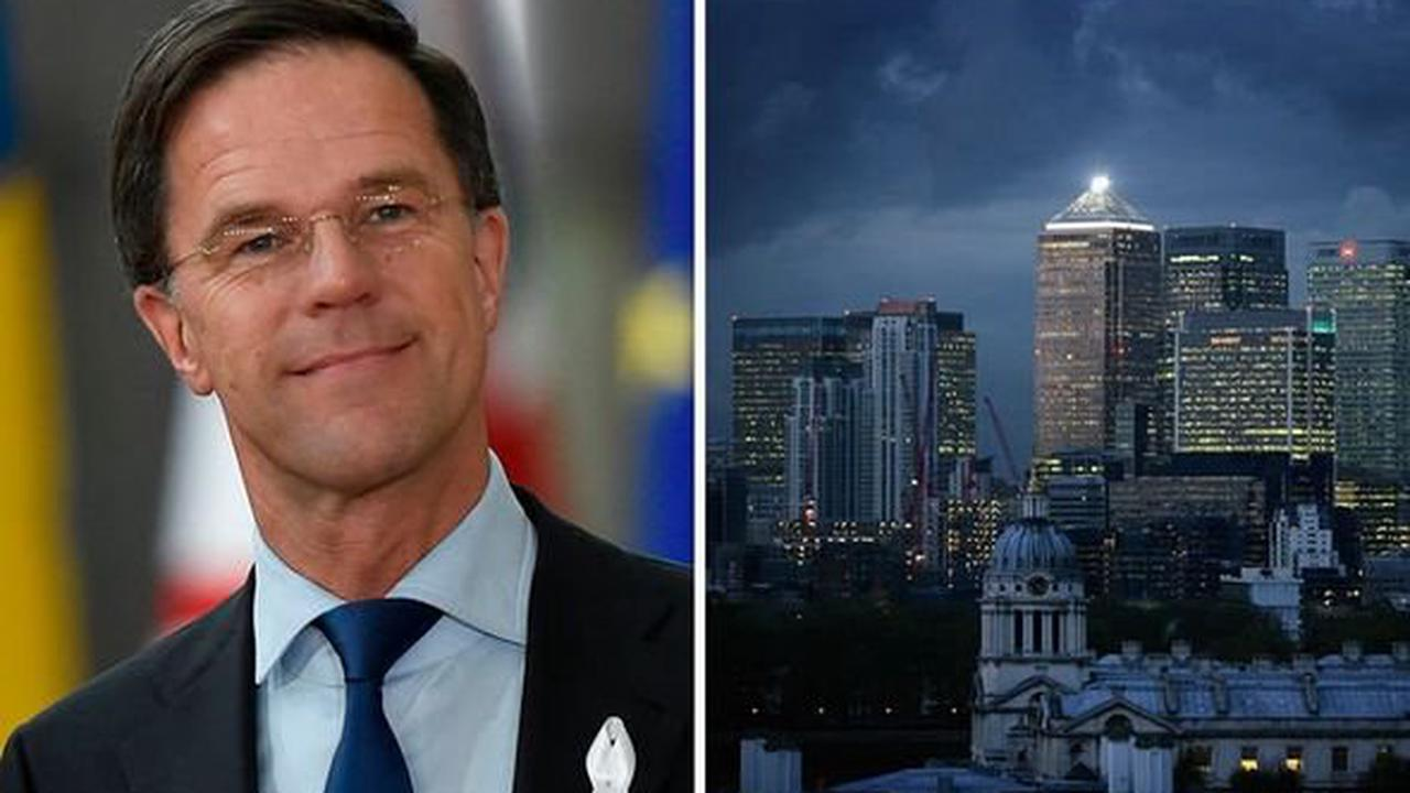 Brexit master plan as City of London could join forces with Amsterdam to take on EU
