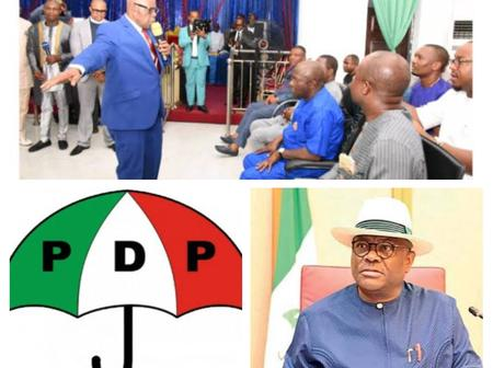 It was an attack on Wike's father – PDP reacts to the explosion on Elder Wike's church