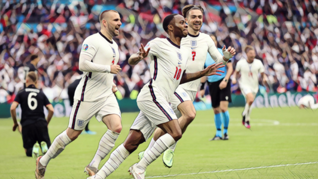 I'm not into football – but there is just something about this England team