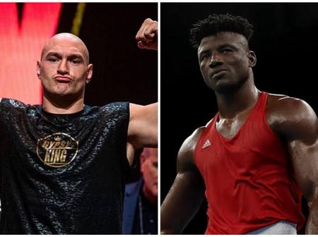 What You Need To Know About The Nigerian Boxer Who May Be Facing Tyson Fury This December