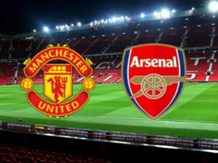 Arsenal and Man United Fans React as Referee for Sunday Game is Confirmed