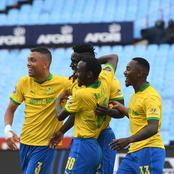 Sundowns Open A Healthy Seven Points lead Over Mazembe With Three Matches Left In Group Stages.