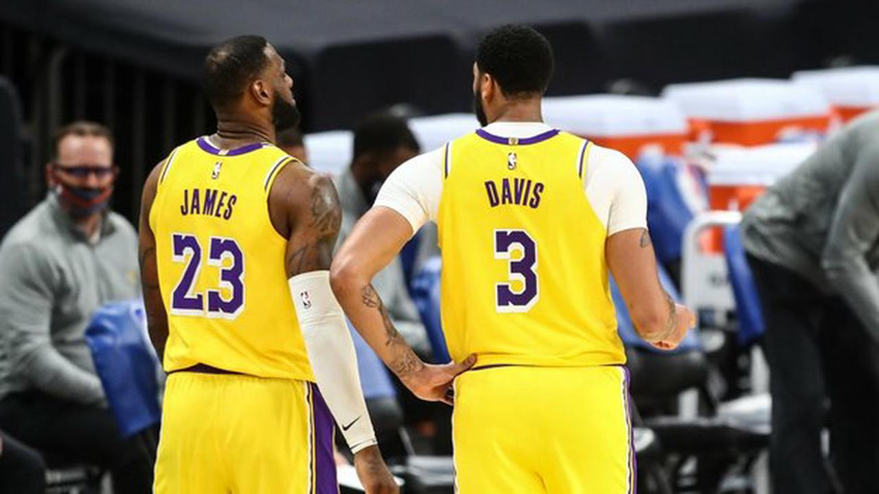 Basket - NBA : Anthony Davis annonce la couleur pour le retour de LeBron James !