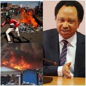 Shehu Sani Blows Hot After Bandits Attacked Kaduna Airport, See What He Said About Kaduna City
