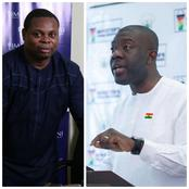 'They Want To Clip Fast Rising Kojo Oppong Nkrumah's Wings'- Franklin Cudjoe Alleges.