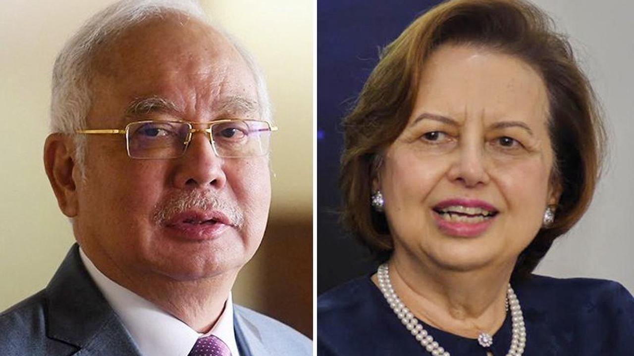 Speak up on receiving 1MDB funds, Najib tells Zeti