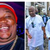 See The Advice Cubana Chief Priest Gave Nigerians After Hope Uzodinma Met Yahaya Bello
