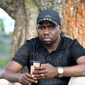 Rest In Peace. Death Leaves Kipchumba Murkomen In Mourning