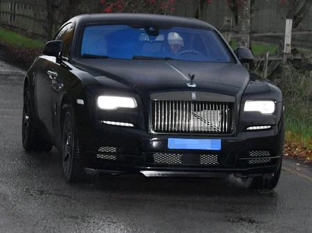 Checkout Paul Pogba Rolls Royce That Worth Over 150 Million Naira.