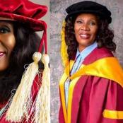First Female VC Of FUTO Prof Nnenna Dances In Celebration
