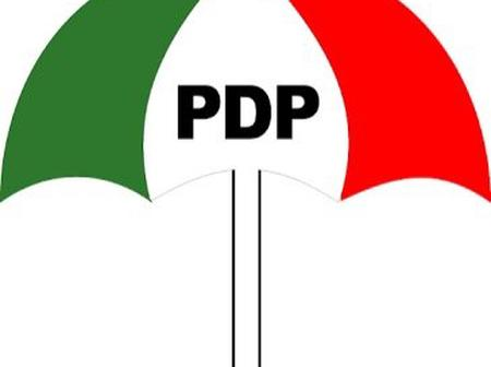 BREAKING: Four Top Politicians Joins PDP