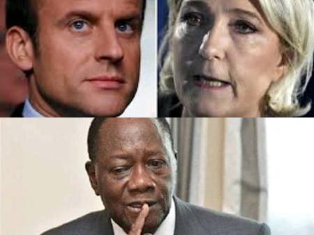 Ouattara comme Gbagbo en 2002 : Le sort du président Ivoirien en jeu le 13 Mai 2022 en France