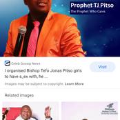 Pastor bishop TJ Pisto denied bail !