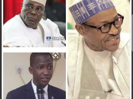 Today's Headlines: Atiku Blow Hot - I'm For Nigerian Youth, EFCC Chairman Bawa Warns Politician