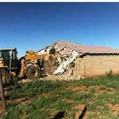 Another House Was Demolished In Limpopo See More Details Here