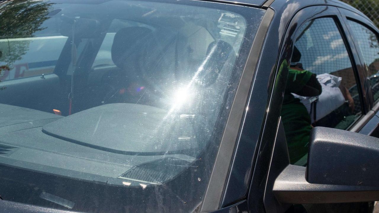 Nine-month-old baby dies after being left in hot car for several hours in Pace, SRSO says